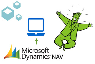 how to access MS Dynamics NAV 2013