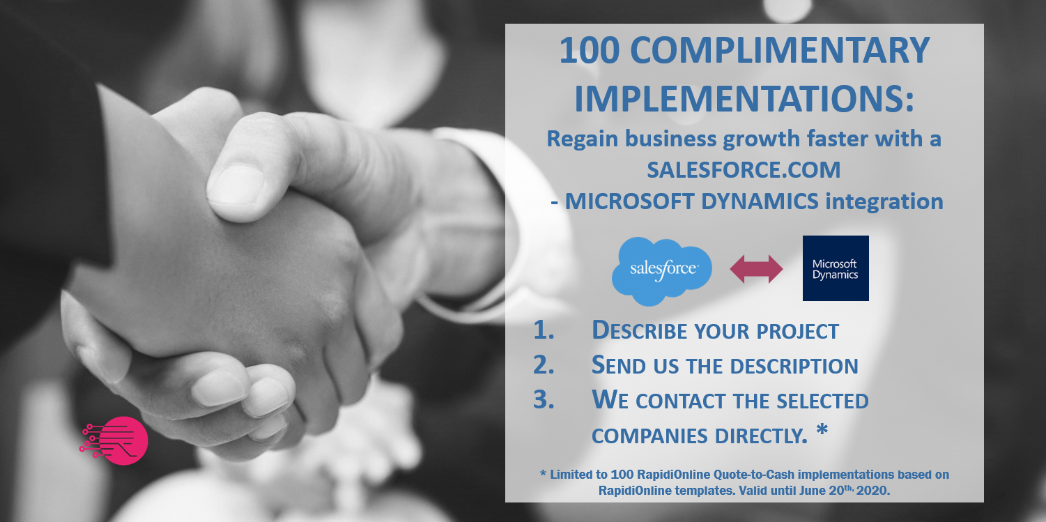 complimentary salesforce-dynamics integration implementation