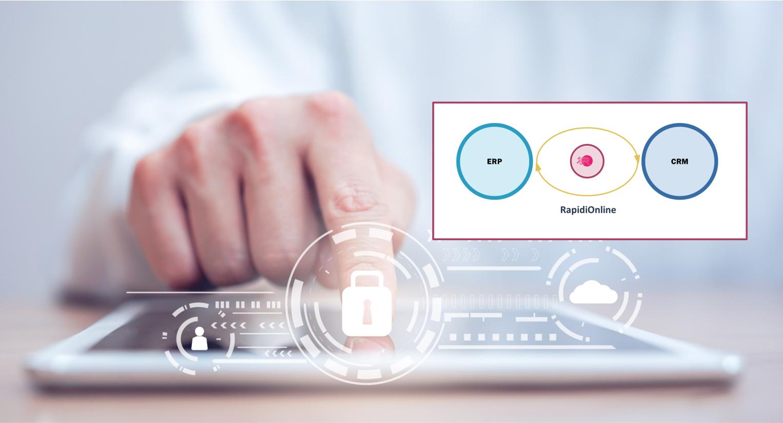 RapidiOnline - data integration solution that keeps your data safe