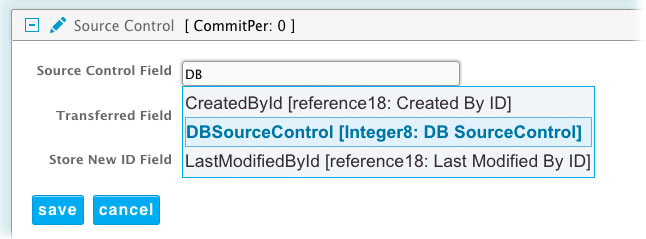 DBSourceControl under Source Control