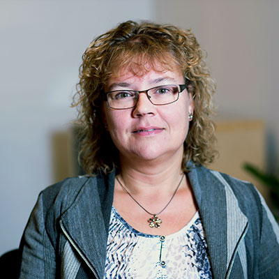 Helle Johansen Head of Finance and Administration handles all product enquiries and partner agreements at Rapidi