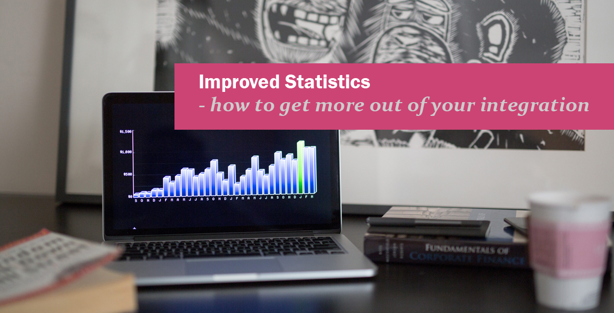 Get more out of Statistics on MyRapidi