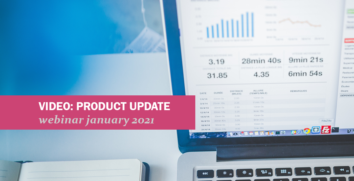 VIDEO: MyRapidi Product Update Webinar January 2021